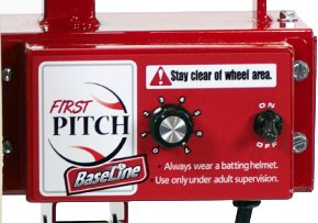 First Pitch Baseline Dial
