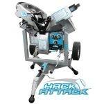 Hack Attack Softball Pitching Machine