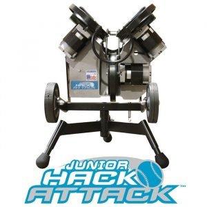 Jr Hack Attack Softball Pitching Machine