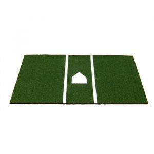 Proper Pitch 6×12 Home Plate Mat