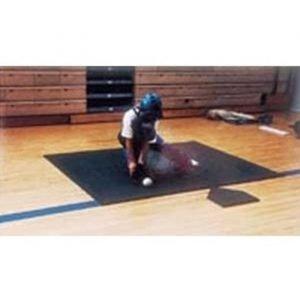 Proper Pitch 6×8 Indoor Catchers Mat