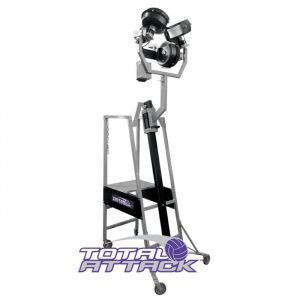 Sports Attack Total Attack Volleyball Machine